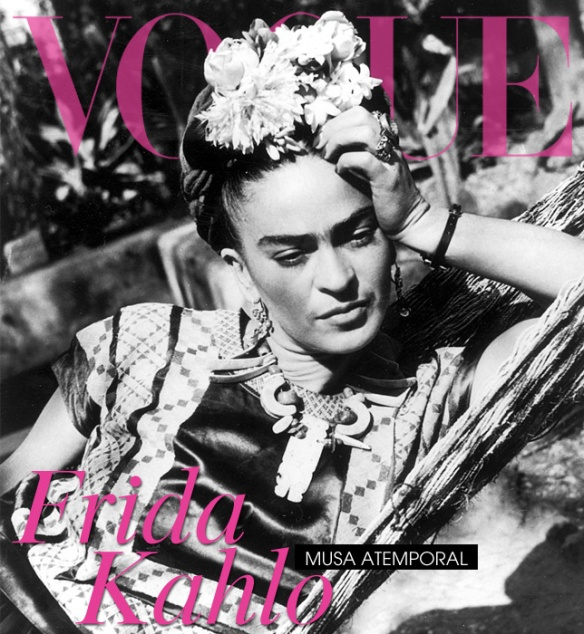 frida for vogue