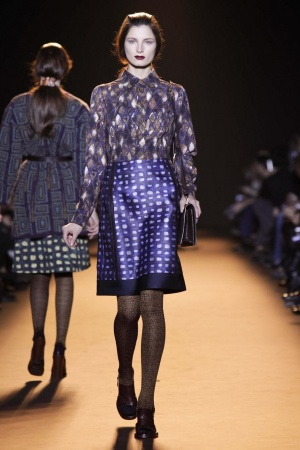 Rochas, Ready to Wear, Fall Winter, 2012, Paris