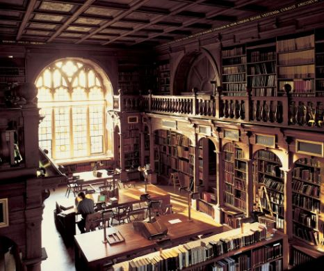 hp - Duke Humfrey's Library