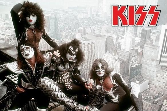 kiss-band-poster