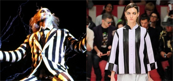 beetlejuice and acne ss 2013