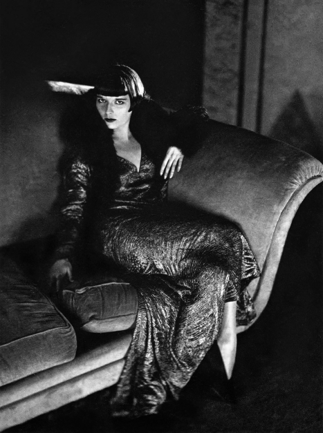 louise brooks 1929 - by james abbe
