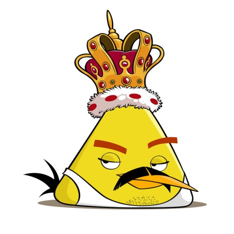 ROVIO ENTERTAINMENT FREDDIE MERCURY ANGRY BIRD