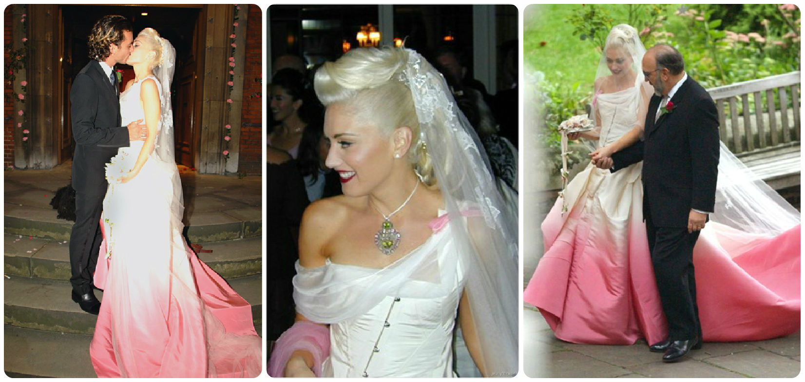 Crazy little thing called love second wedding for Rock n roll wedding dress