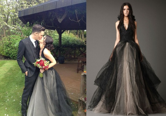BlackWeddingDresses