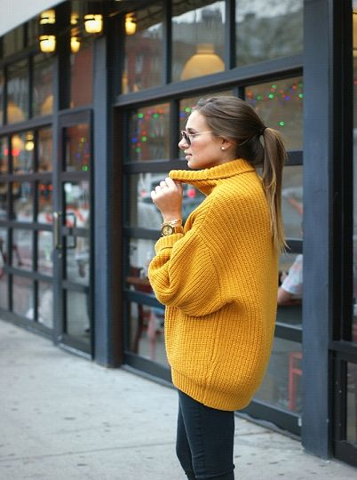 YellowSweater